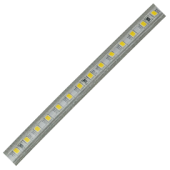 Ecola LED strip 220V STD  9,6W/m IP68 12x7 120Led/m 4200K 4Lm/LED 480Lm/m лента 100м.
